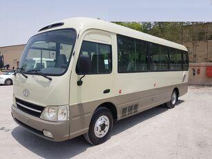 TOYOTA Coaster -//- Hyundai County ... Japan made - Bus pas chinois ... interurban bus