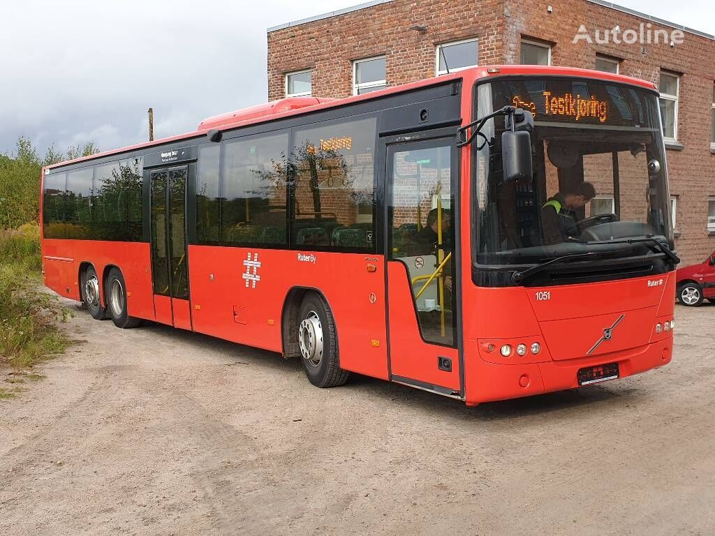 VOLVO 8700LE B12BLE 6x2 ( NO1051-NO1055) interurban bus