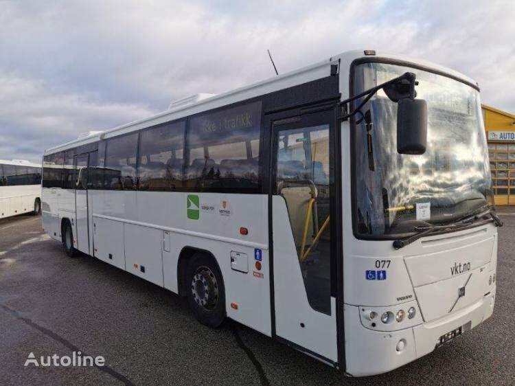 VOLVO B12B 8700, 12,9m, 48 seats, handicap lift, EURO 4; 6 UNITS interurban bus