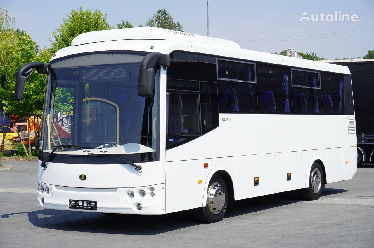 AUTOSAN GEMINI, 4x2 , Euro 5, 33 seats, 1 owner  interurban bus