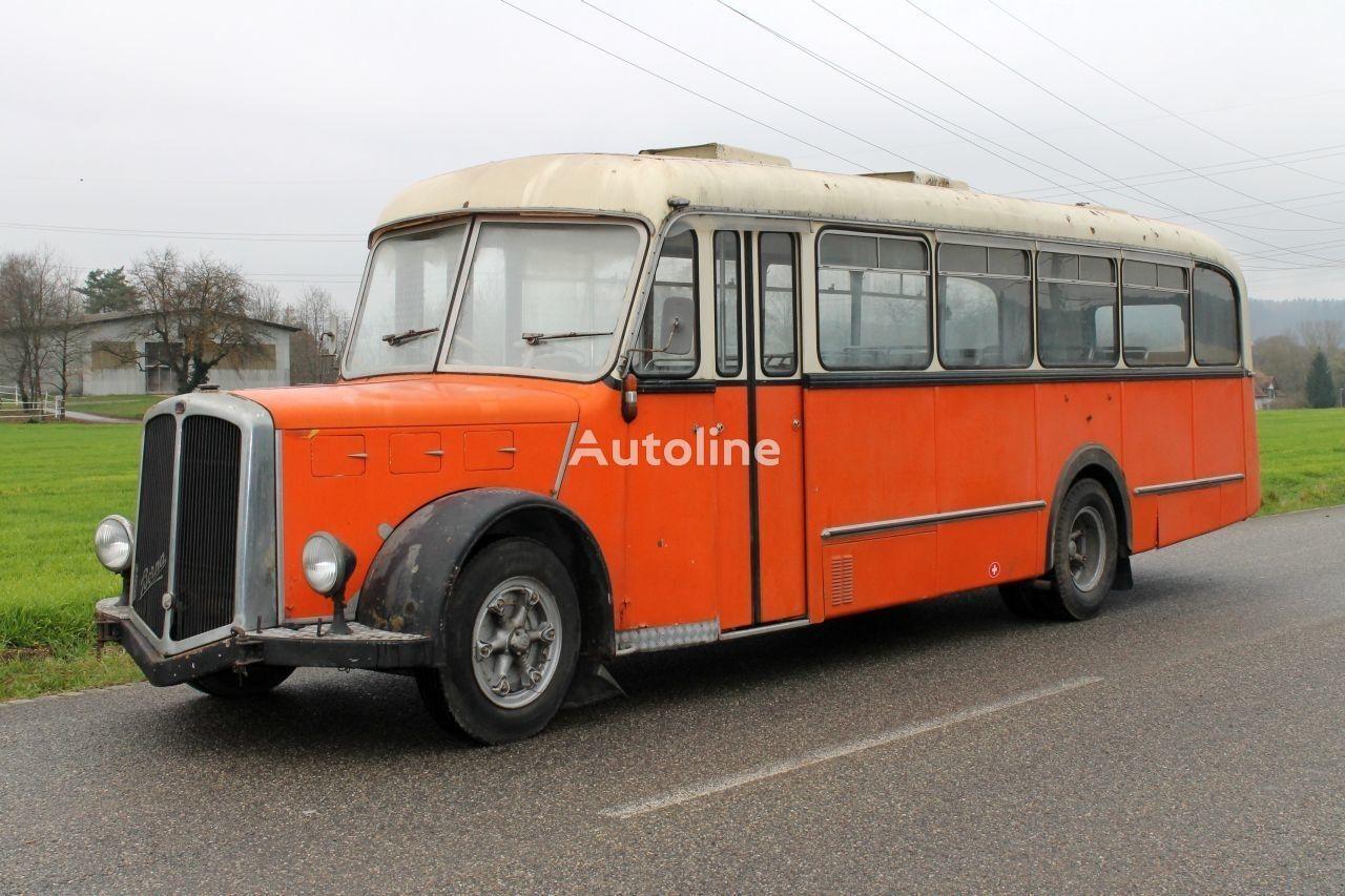 BERNA Saurer  interurban bus