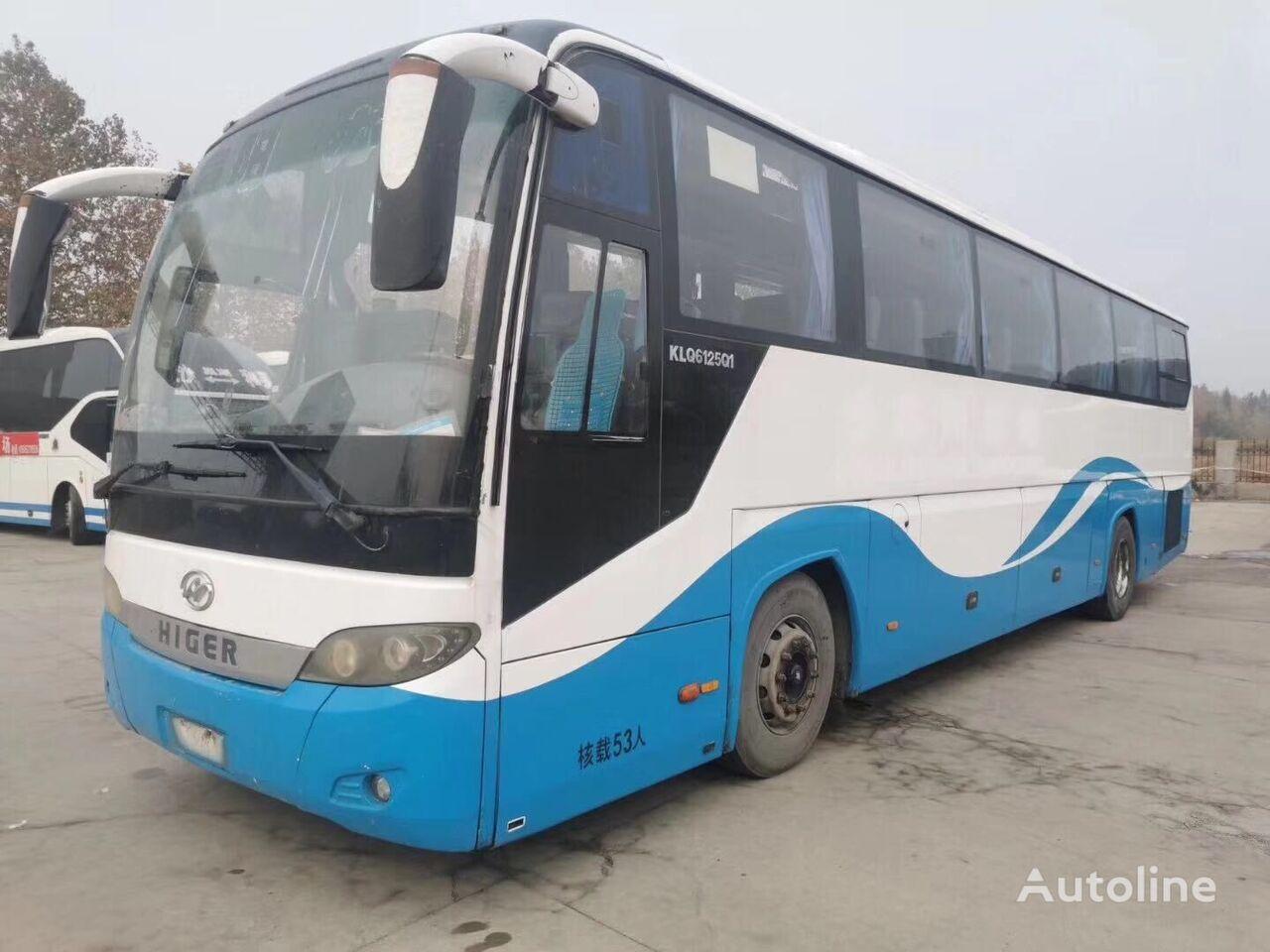 HIGER interurban bus