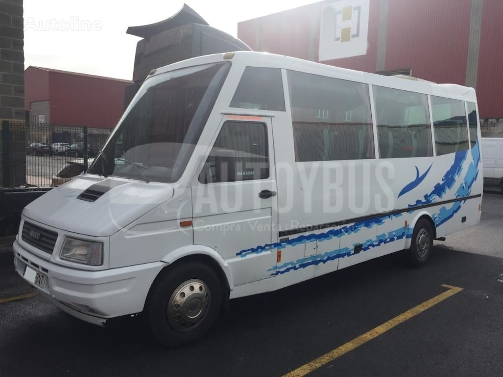 IVECO A59E12 22 plazas + C interurban bus