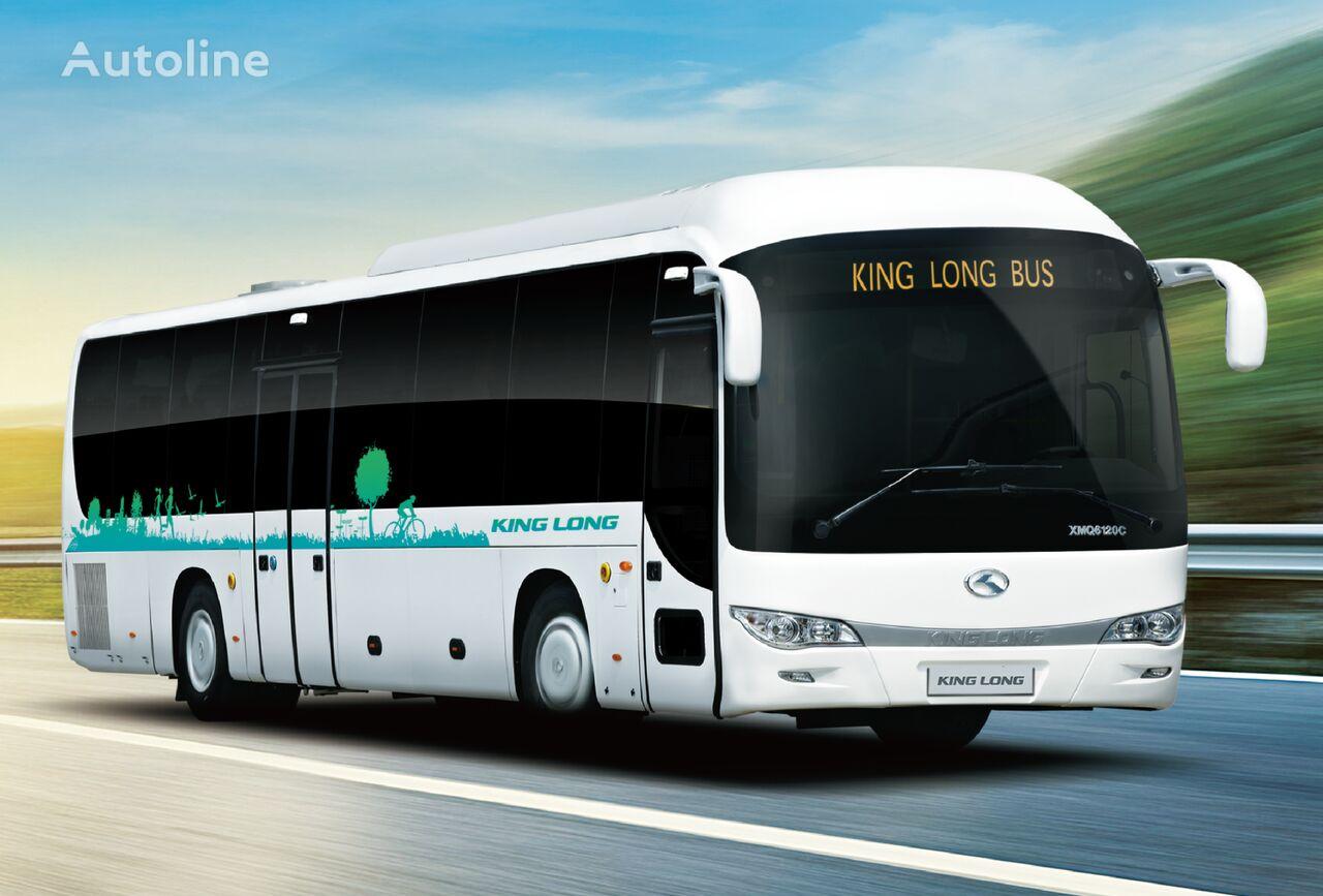 new KING LONG U11 interurban bus