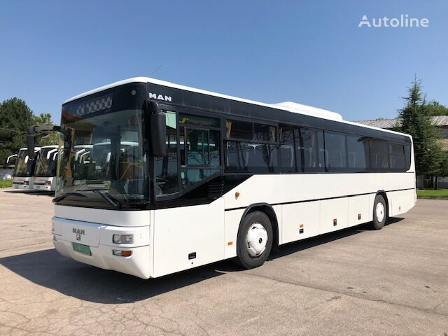 MAN 313 interurban bus