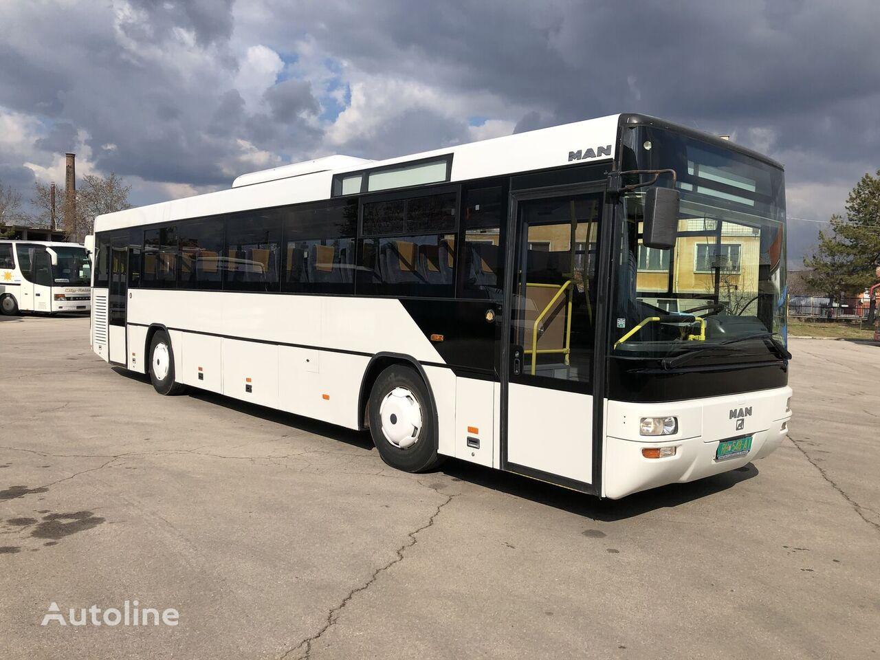 MAN 313 lion s classic a72 interurban bus