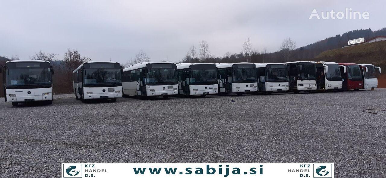 MERCEDES-BENZ 7x Conecto / 6x Intouro /2x Integro interurban bus