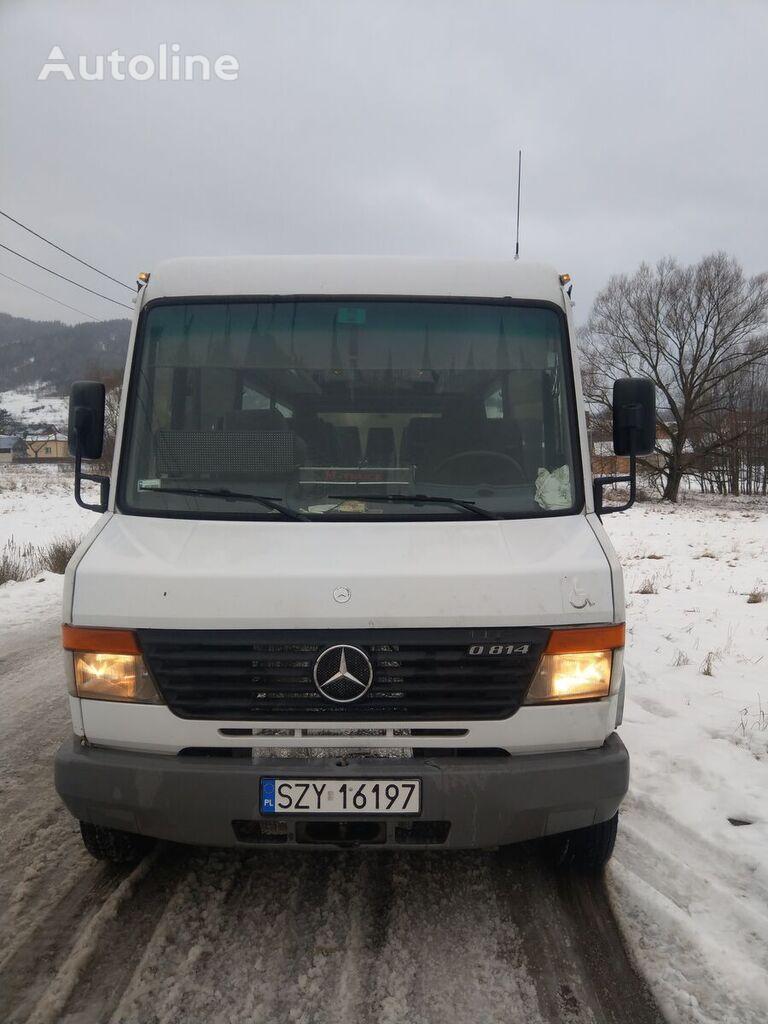 MERCEDES-BENZ 814 vario kowex medio  interurban bus