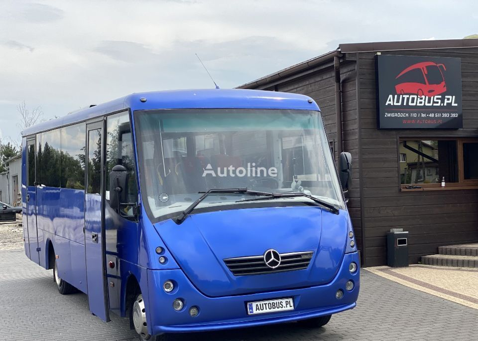 MERCEDES-BENZ Autosan Solina VARIO interurban bus