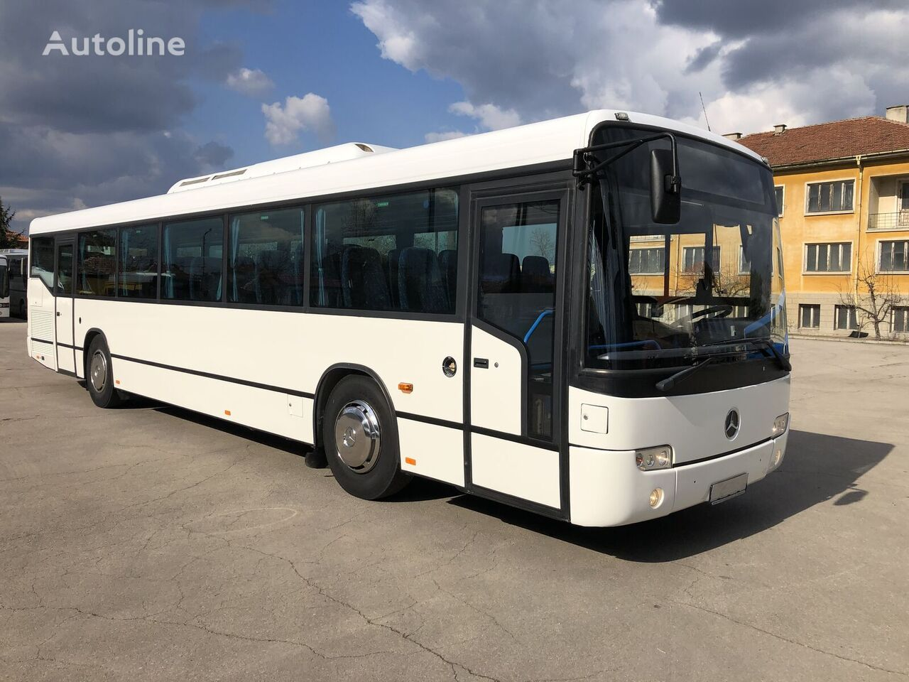 MERCEDES-BENZ O 345 conecto interurban bus