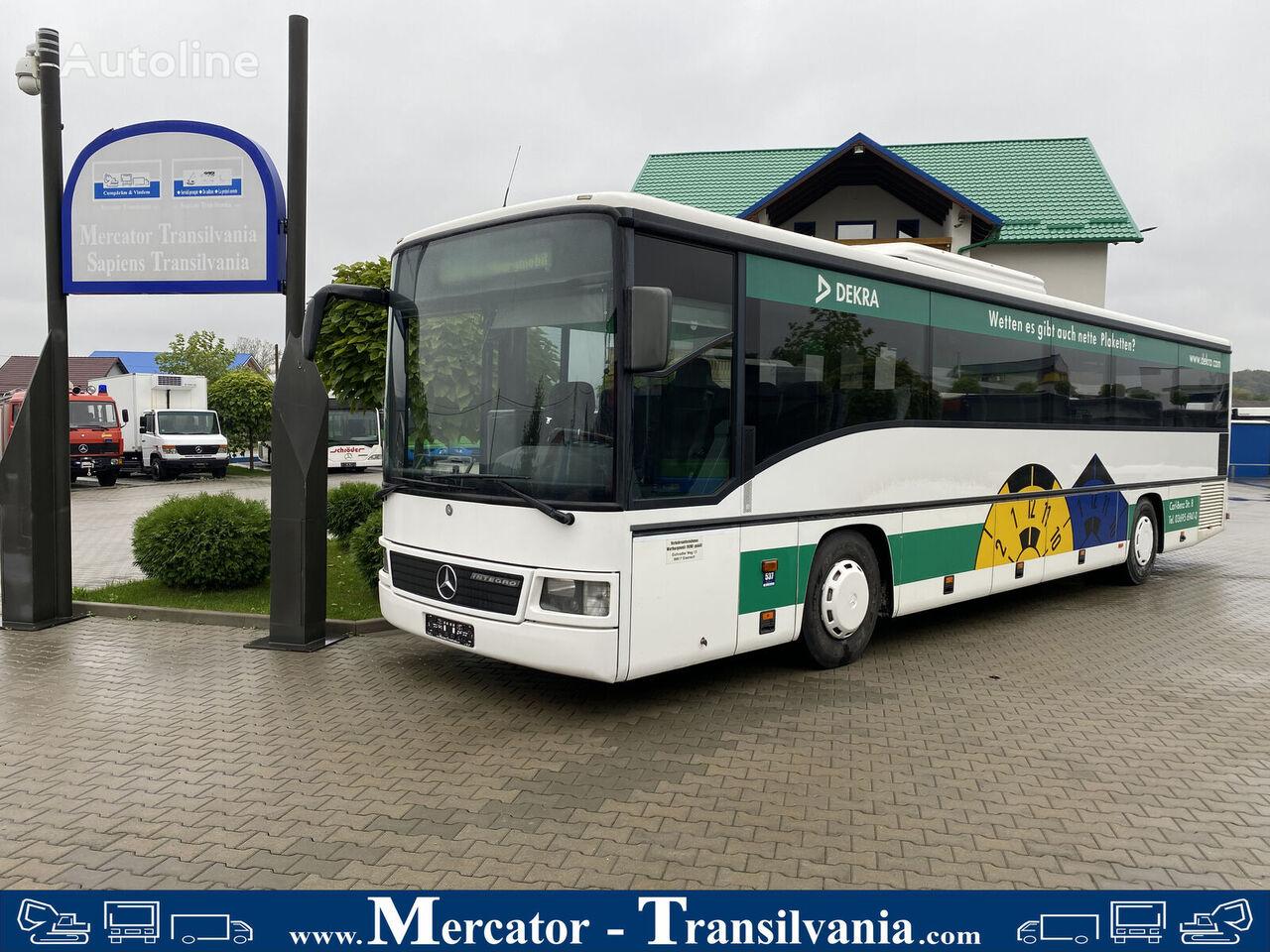 MERCEDES-BENZ O 550 Integro / Klima / Schalt. / Retarder / 12-2004 interurban bus
