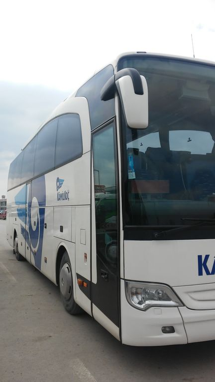 Mercedes benz travego 15 shd interurban buses for sale for Mercedes benz turkey