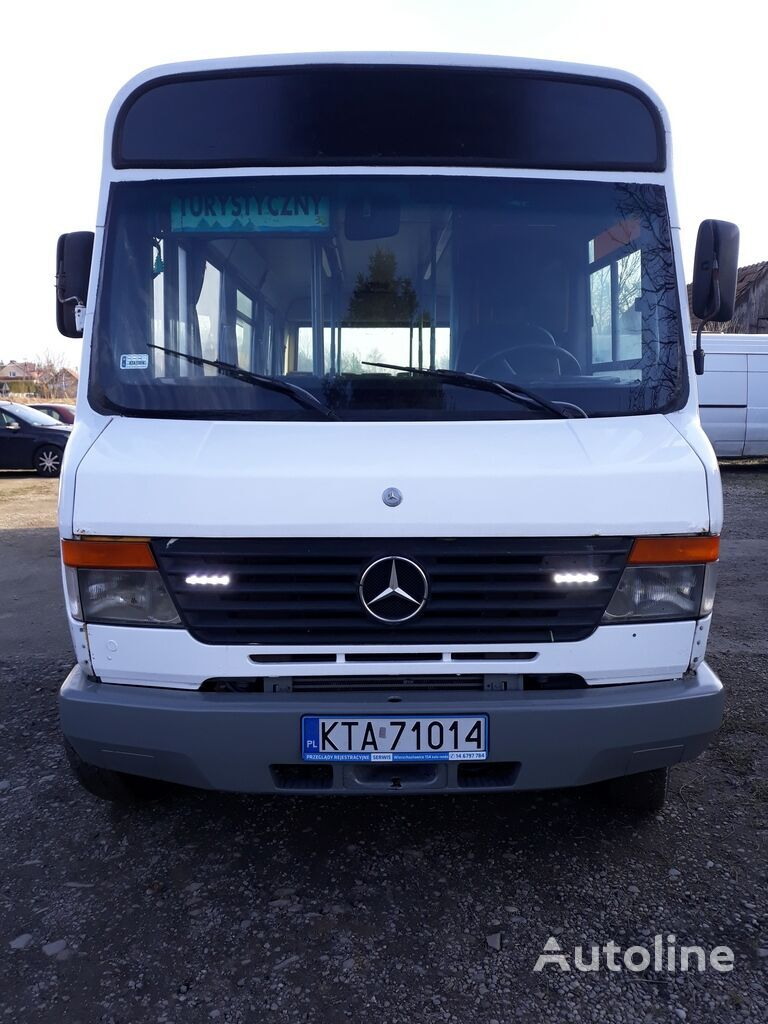MERCEDES-BENZ VARIO 814 / EXPORT interurban bus