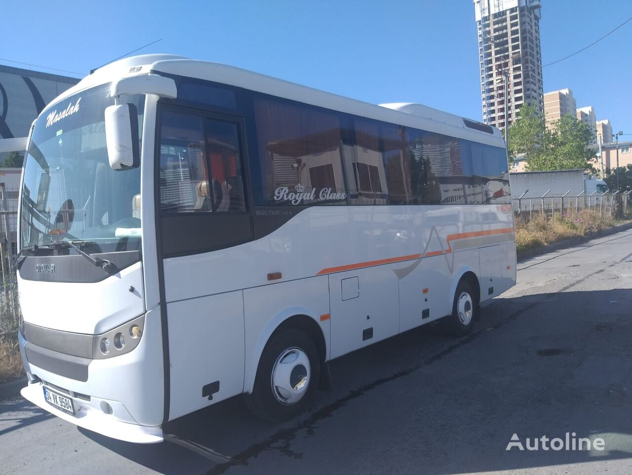 OTOKAR Sultan Comfort interurban bus