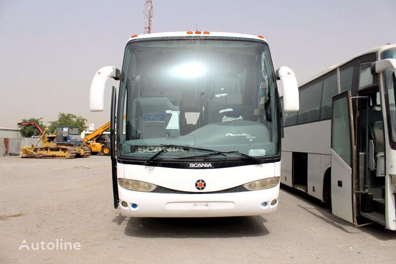 SCANIA Marcopolo interurban bus