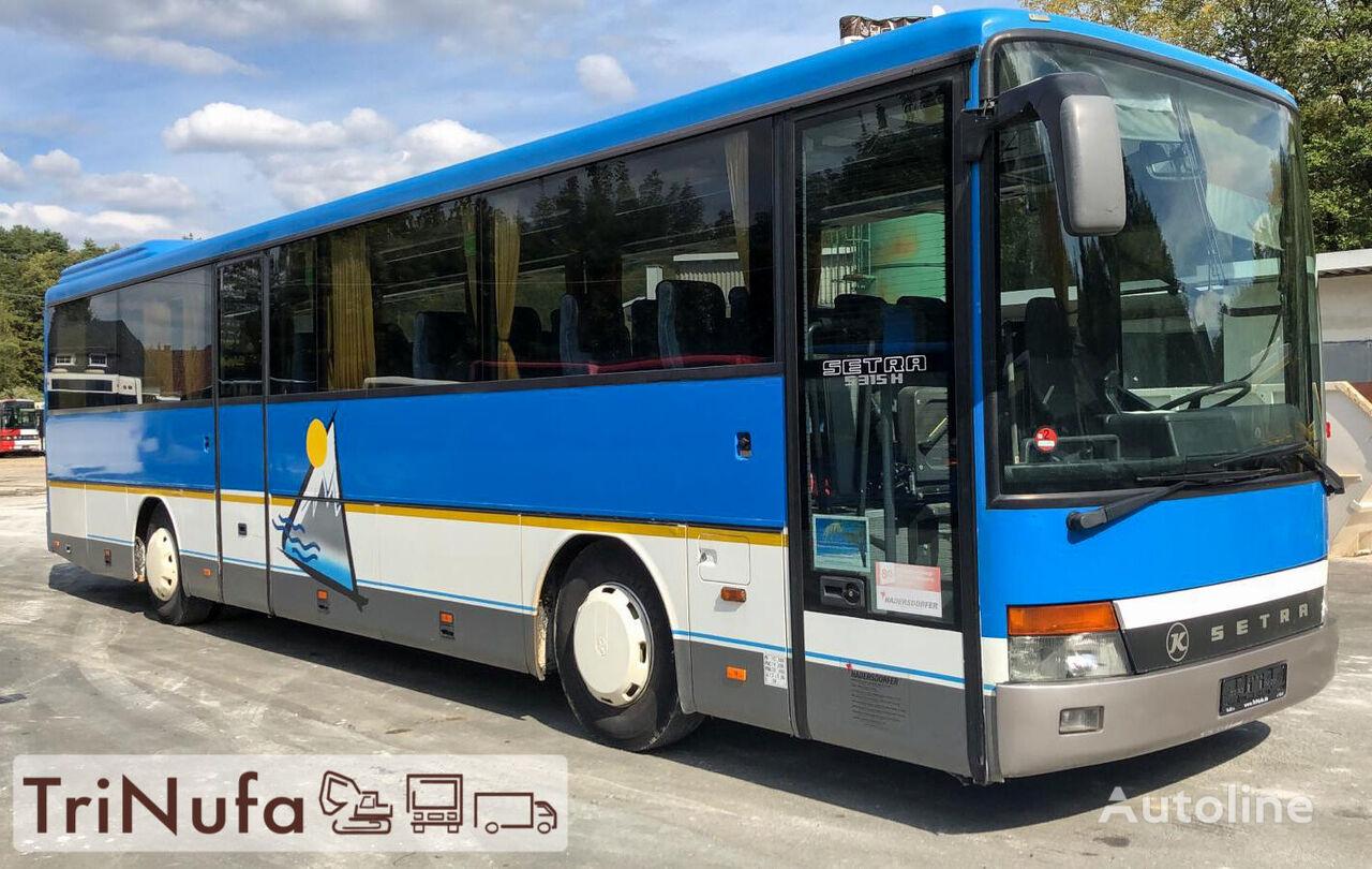 SETRA 315 H | Klima | Schaltgetriebe | Retarder |  interurban bus
