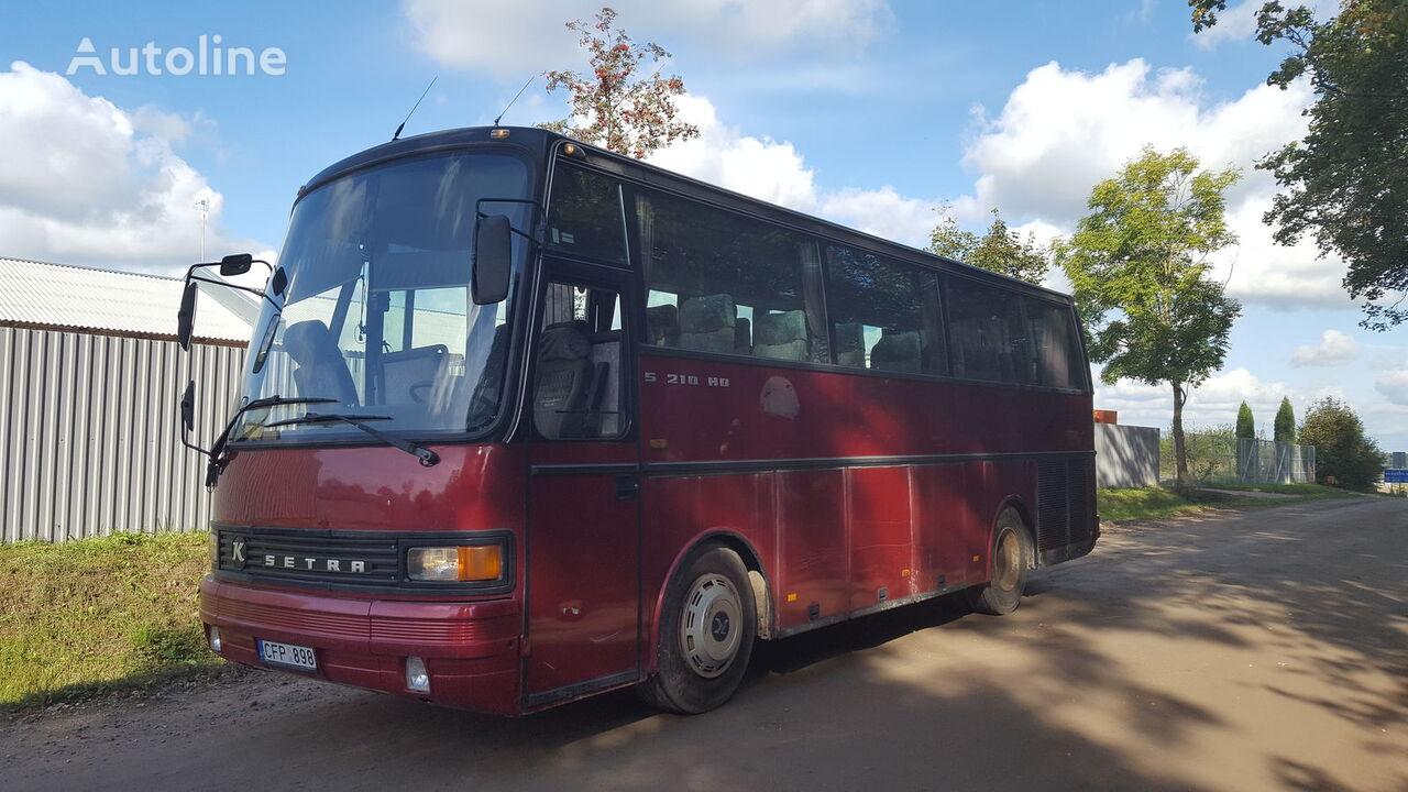 SETRA S 210HD interurban bus