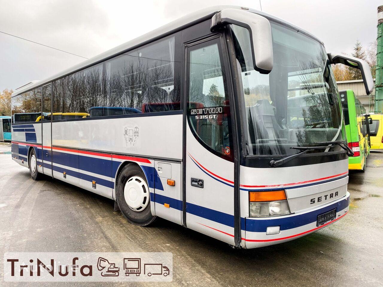 SETRA S 315 GT - UL | Klimaanlage | ATG | Retarder | interurban bus