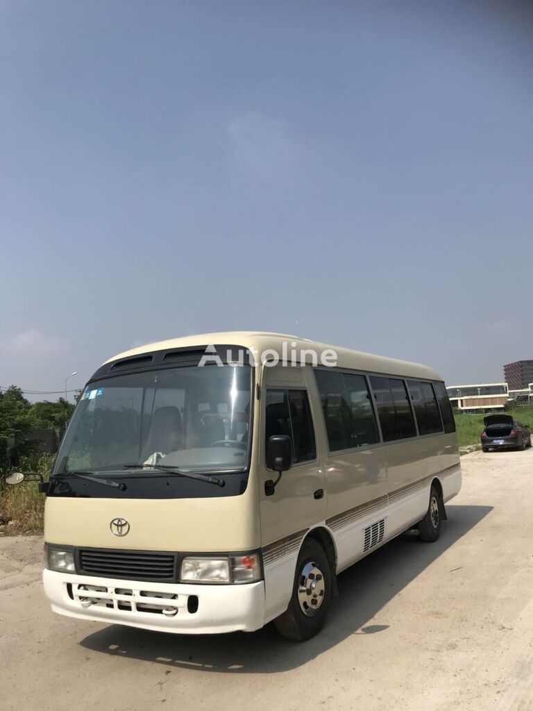 TOYOTA Coaster interurban bus