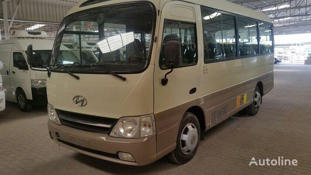 TOYOTA Coaster -/- Hyundai County interurban bus