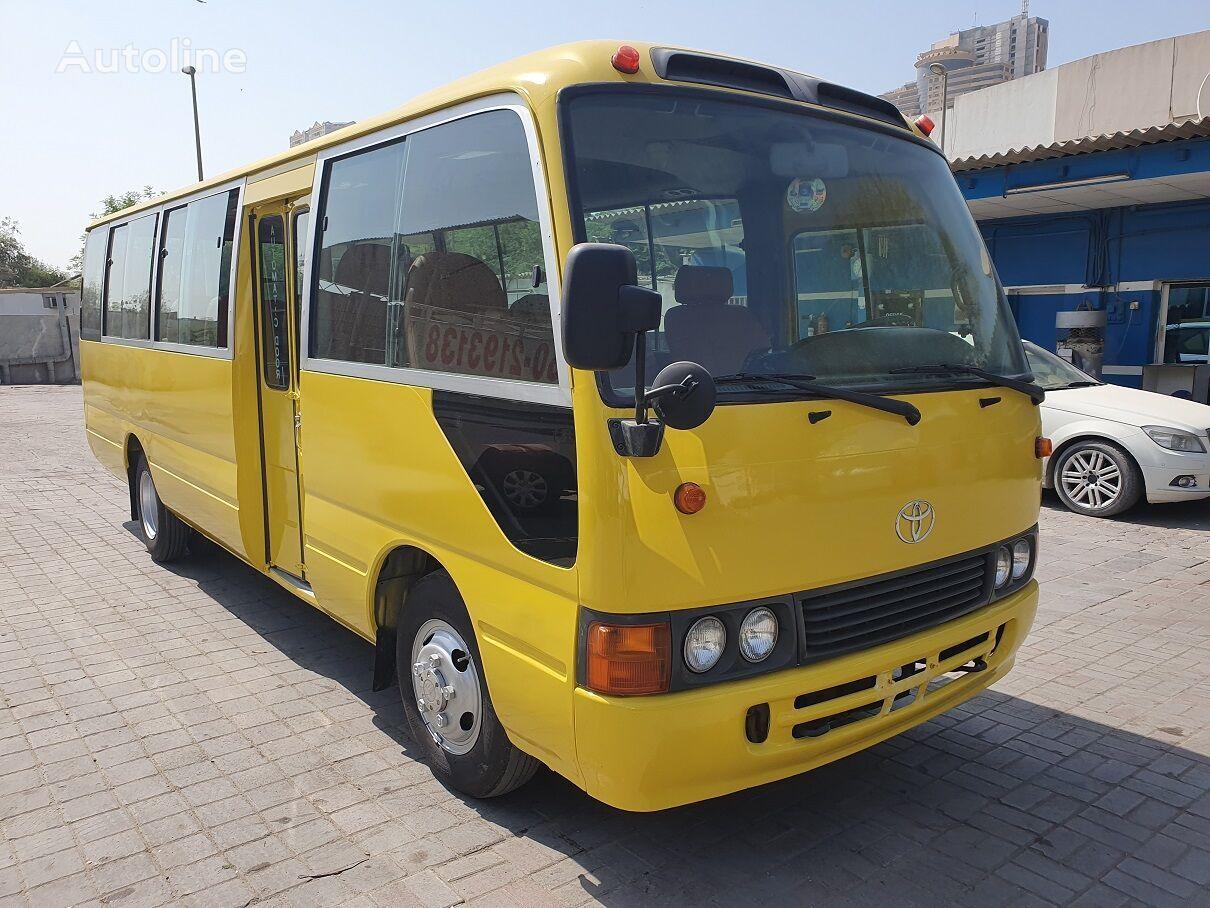 TOYOTA Coaster -- Japan made - pas un bus Chinois .... interurban bus