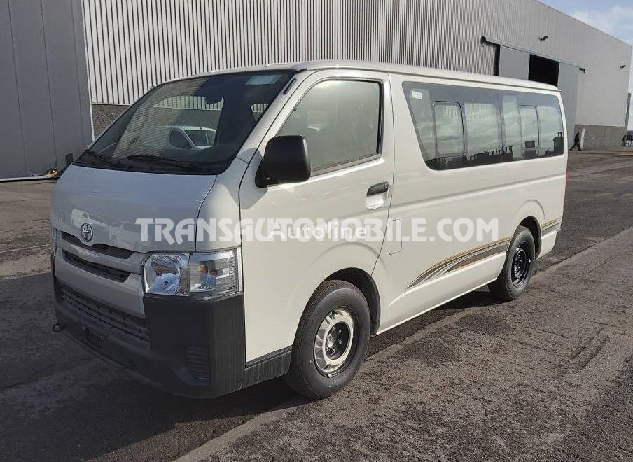 new TOYOTA Hiace interurban bus