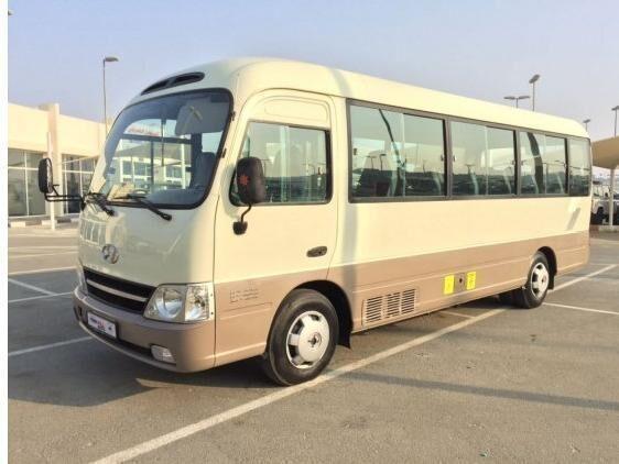 TOYOTA Hyundai County ... Japan made - Bus pas chinois ......BELGIUM... interurban bus