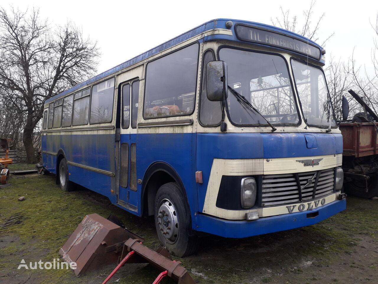 VOLVO ARNA interurban bus