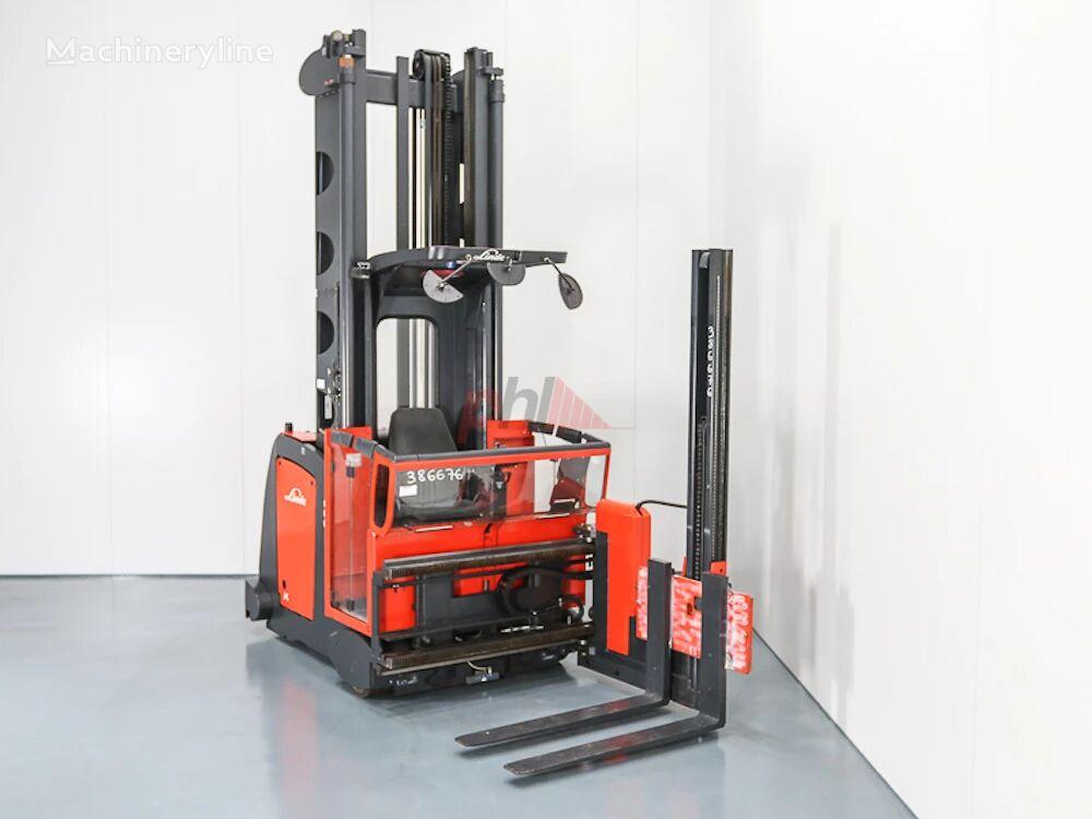 LINDE K10 011 articulated forklift