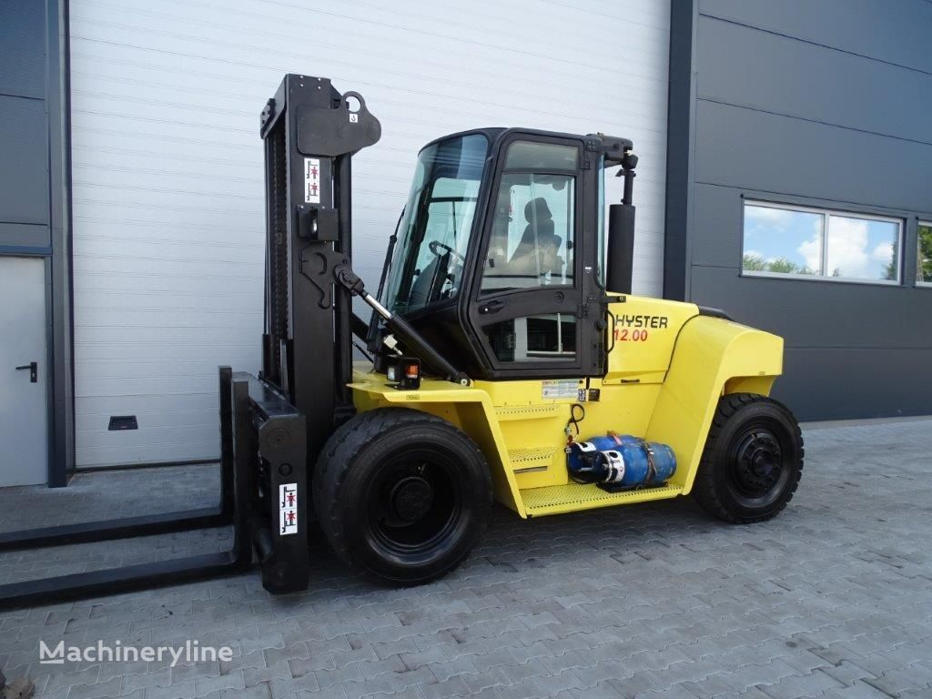 HYSTER H12.00XM-6 container handler