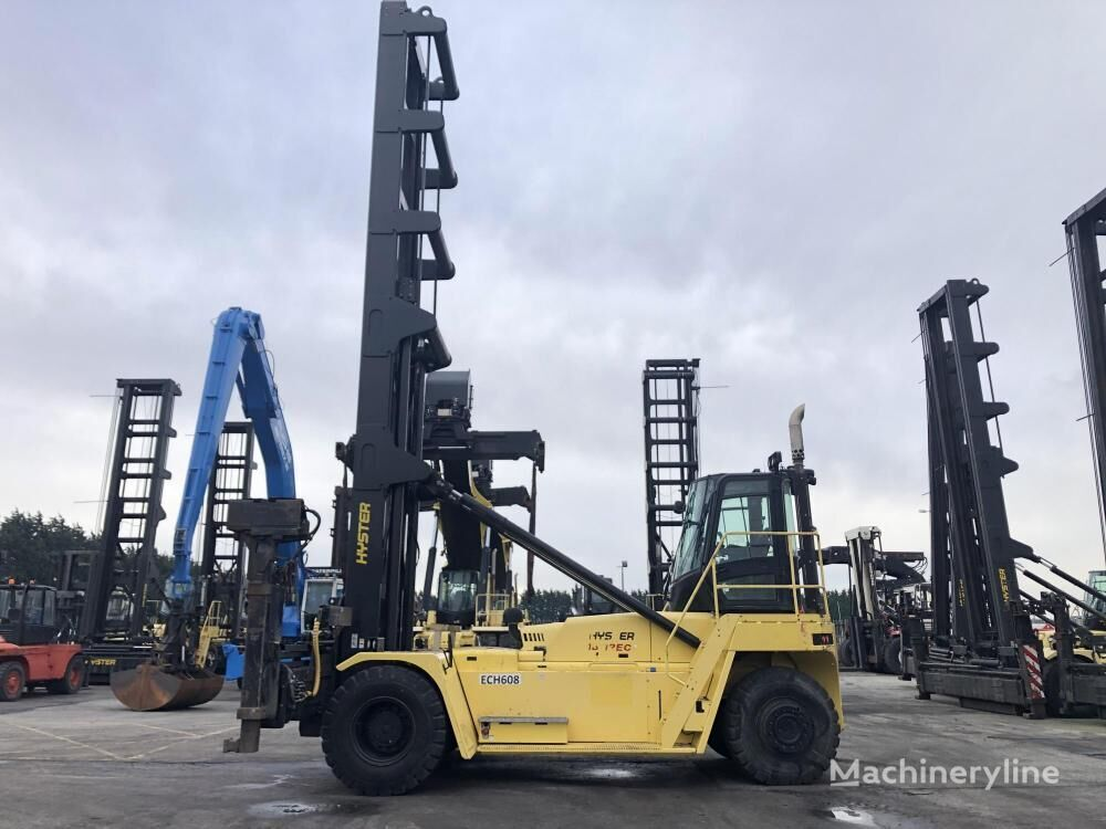 HYSTER H18XM-12EC container handler