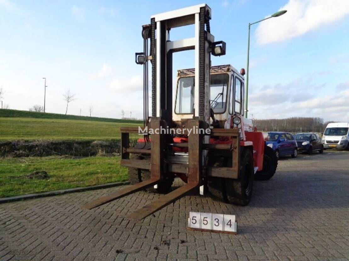 SVETRUCK 1260-30 container handler