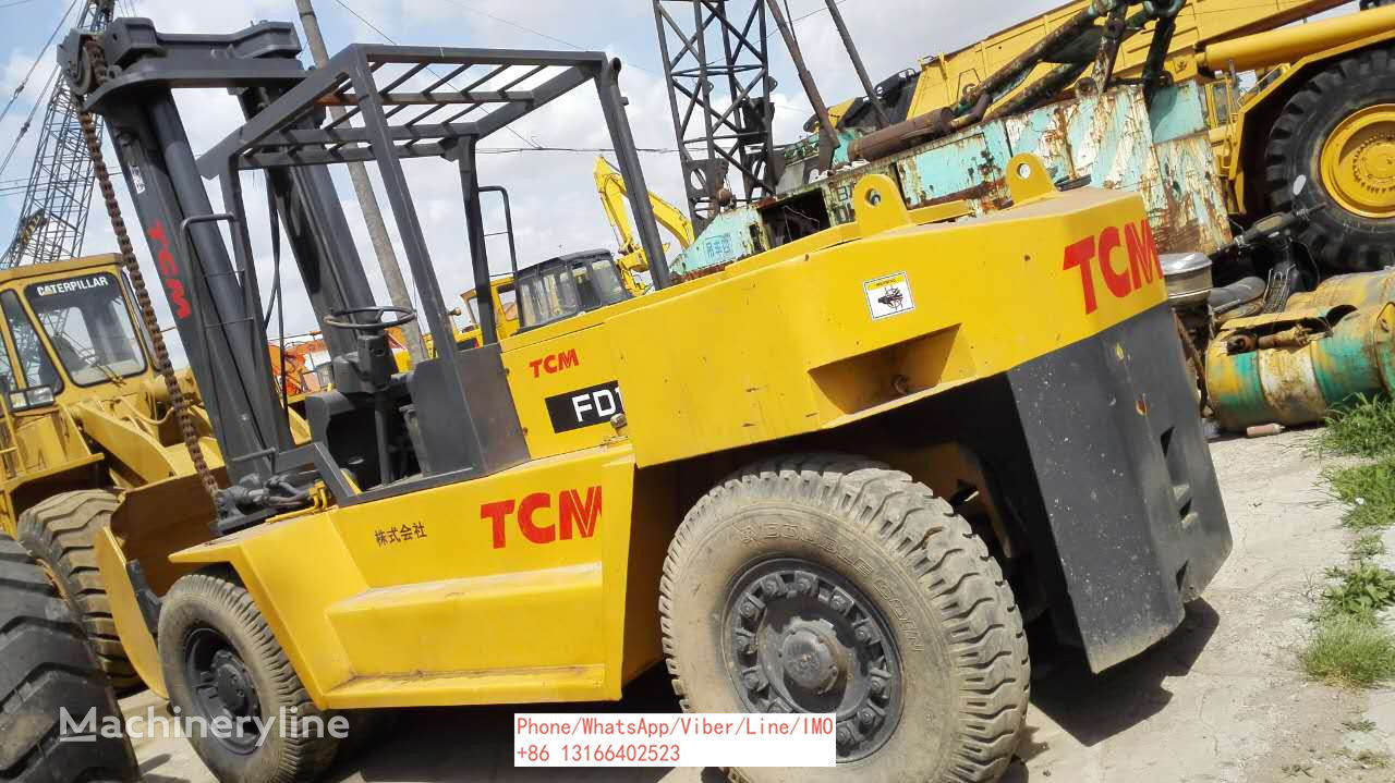 TCM FD160 container handler