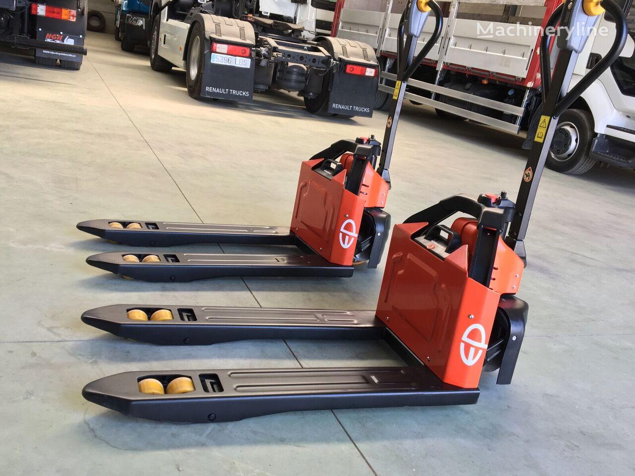 new EP EPT12-EZ PRO electric pallet truck