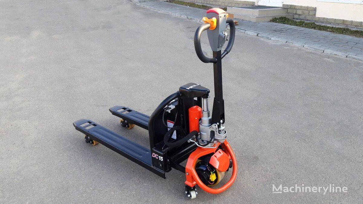 new HELI CBD15J-Li electric pallet truck