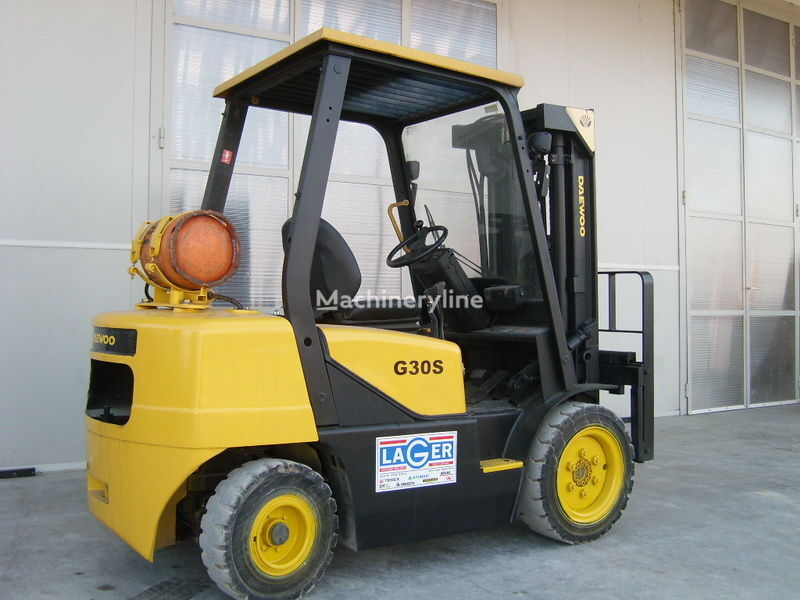 DAEWOO G30S-3 forklifts for sale, lift truck, fork truck from ...