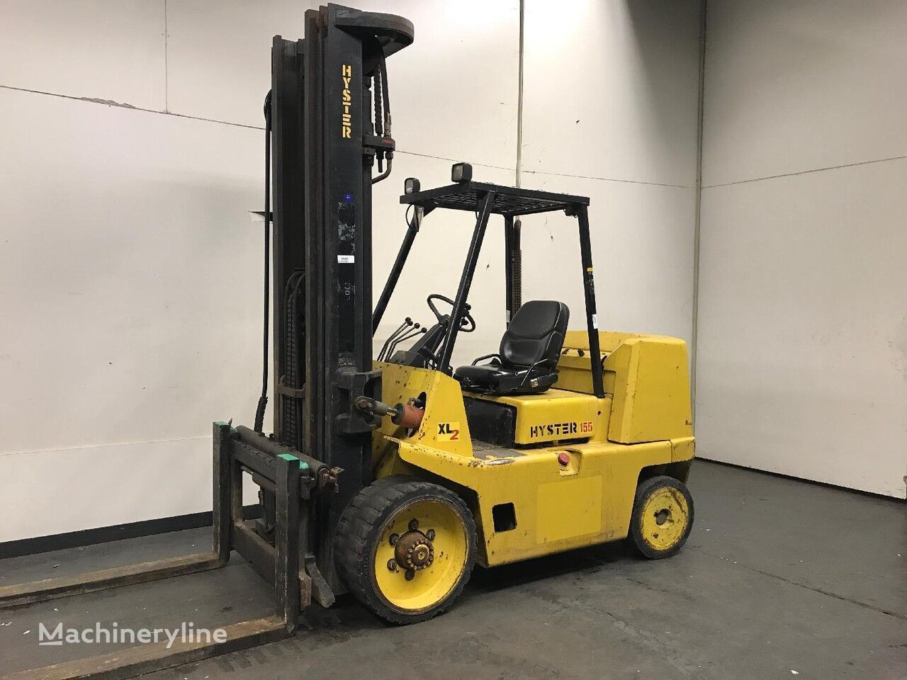 HYSTER S7.00 XL2-D forklift
