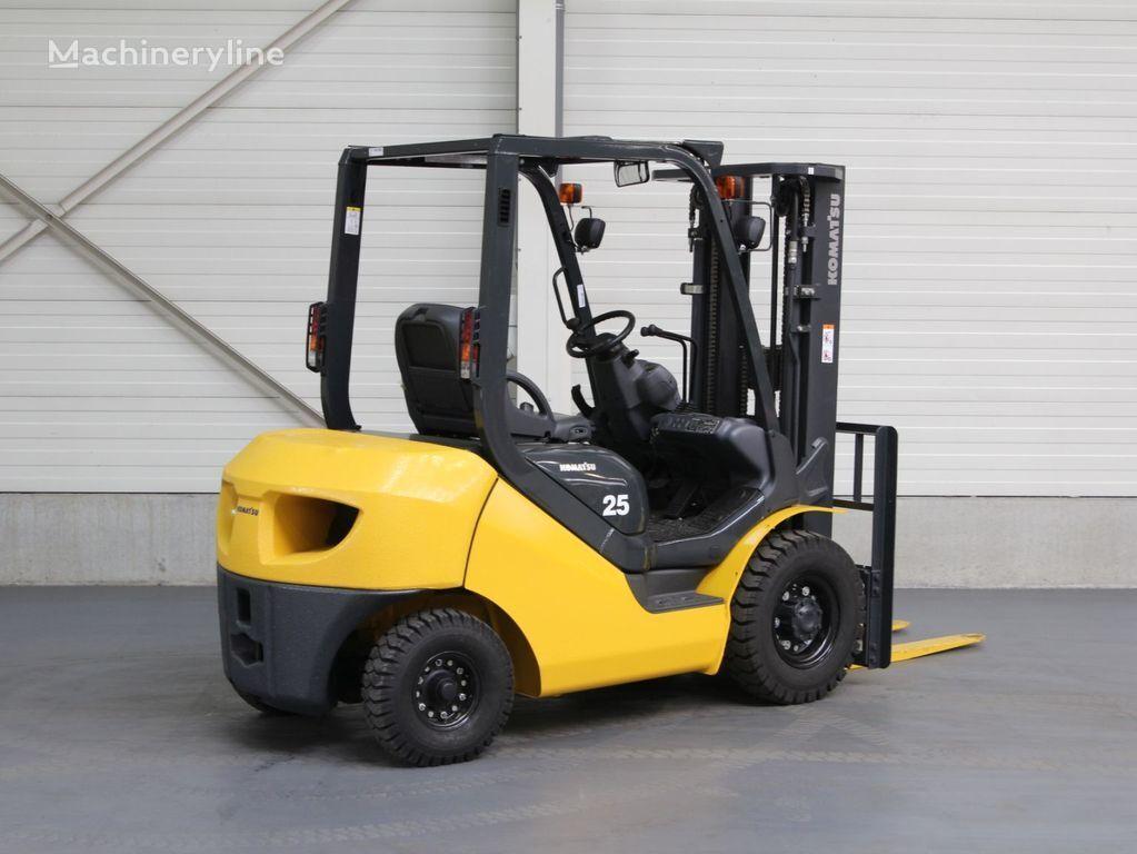 New Komatsu Fd25t 17 Forklift For Sale Lift Truck Fork
