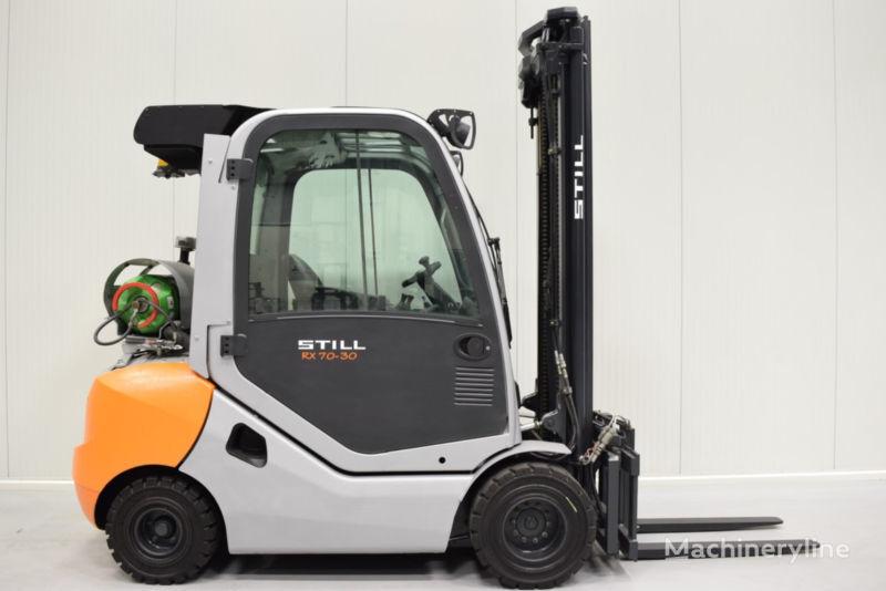 STILL RX 70-30 T, gaz, 5.9 m.vysota podema forklift