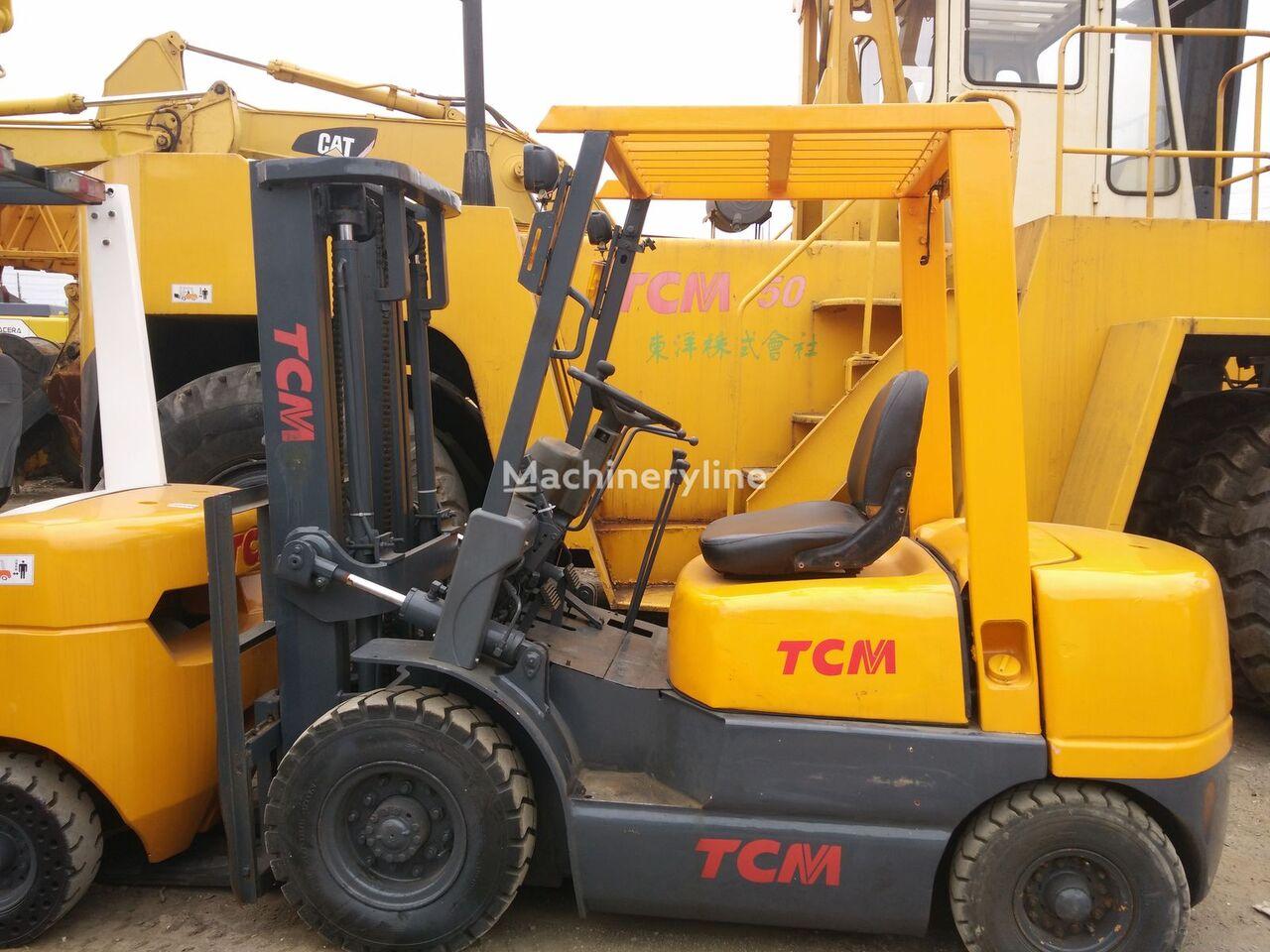 TCM FD30T6 forklift