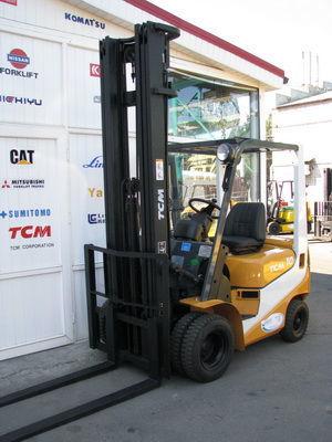 TCM FG10C19 forklift