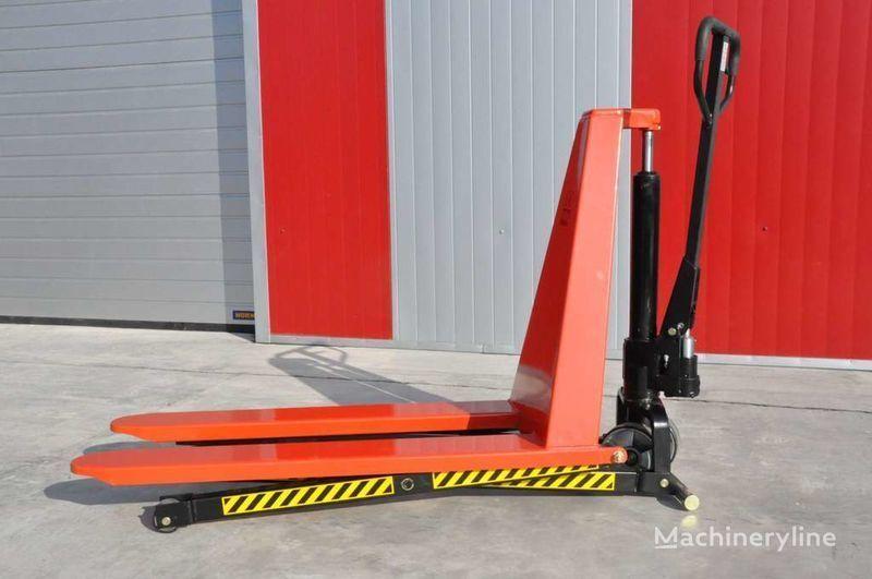 new Leistunglift SCISSOR LIFT hand pallet truck