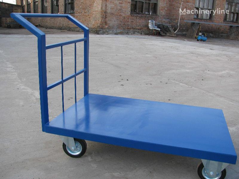 Telezhka platformennaya RT-160  hand pallet truck
