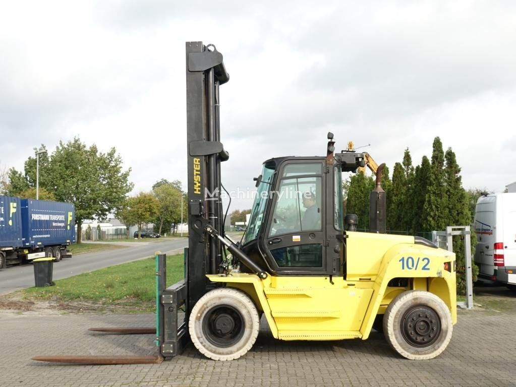 HYSTER H10XMS-6 heavy forklift