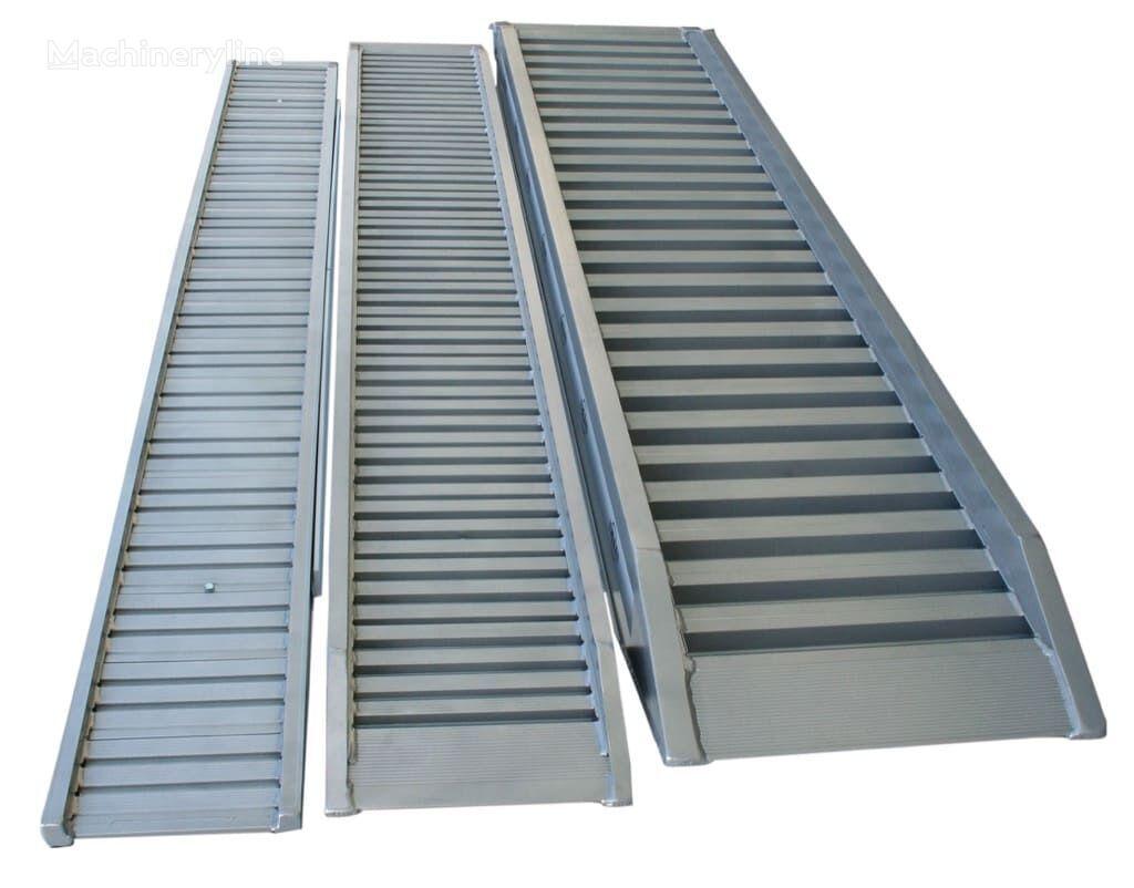8t Aluminium Laderampen/ Verladerampe/ Auffahrrampen loading dock ramp