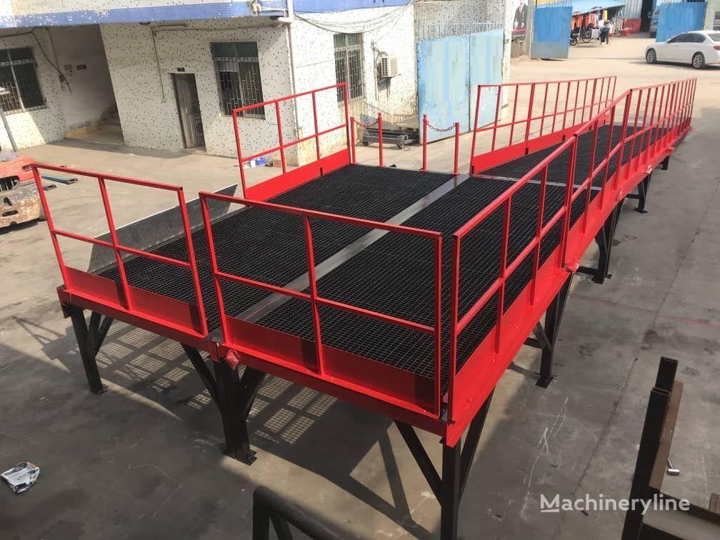 new AZ-MACHINERY AZ RAMP DISPATCH 150-40 loading dock ramp