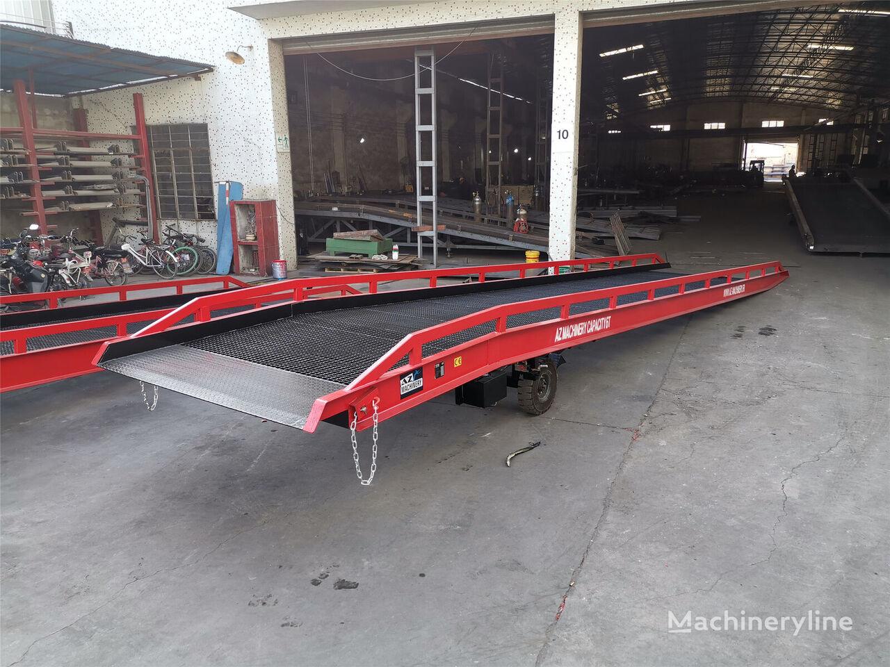 new AZ-MACHINERY AZ RAMP -EASY XL 6 loading dock ramp