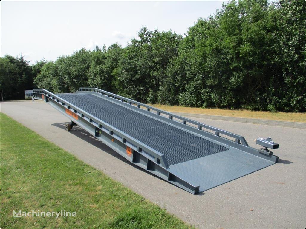 BEA  10.0 Udlejning loading dock ramp