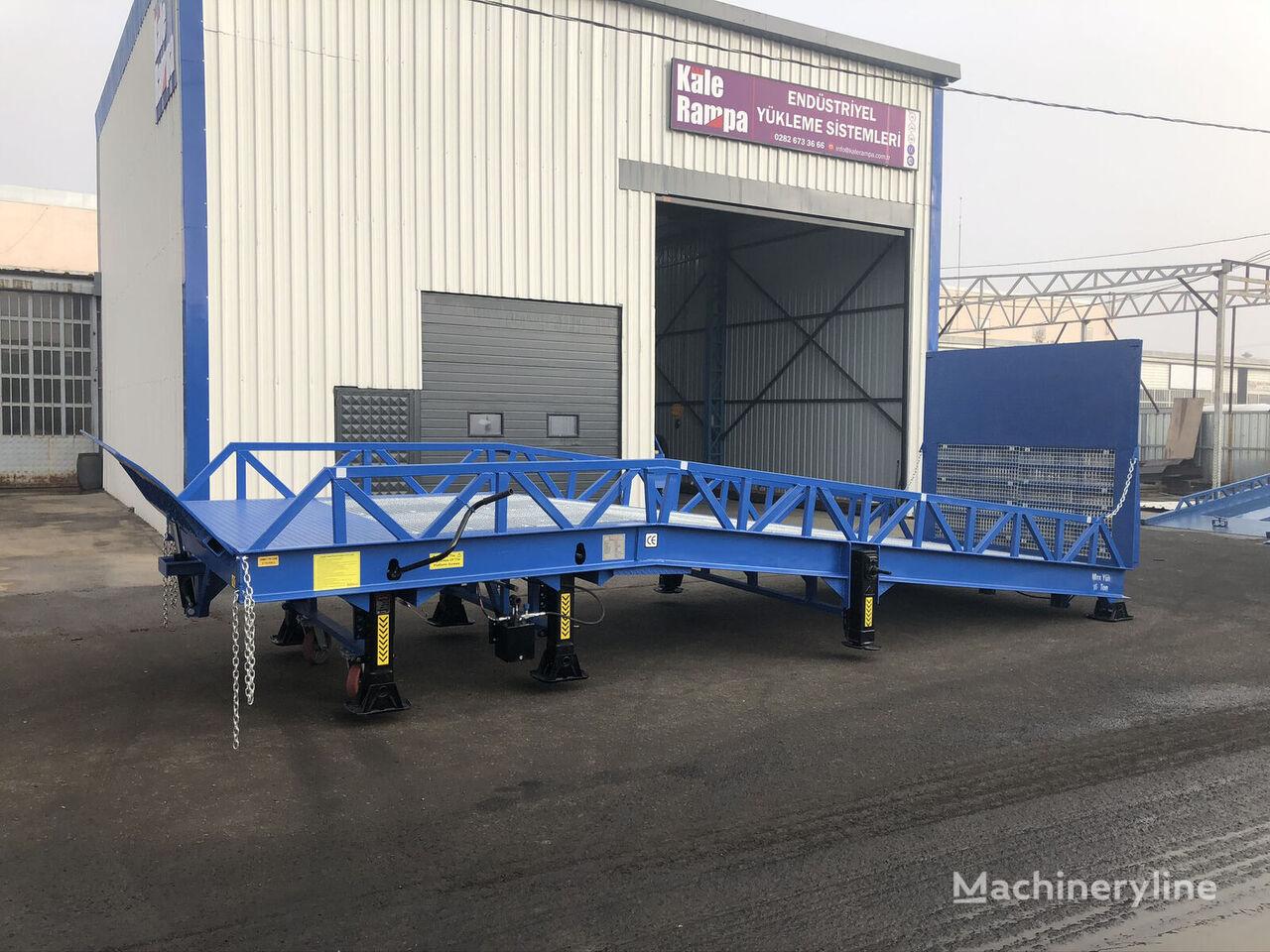 KALE RAMPA KL-8-10-12-14-16 loading dock ramp