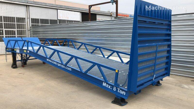 new KALE RAMPA KL-8TK loading dock ramp